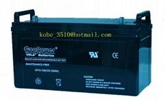 Sealed Lead Acid Battery 12V120ah for UPS