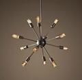 Vintage RH Restoration Sputnik Filament