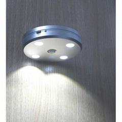 超薄型锂电池USB充电LED感应照明灯具
