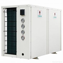 swimming pool heat pump water heater