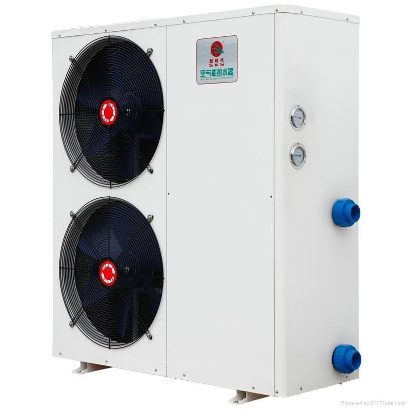 swimming pool heat pump water heater 4