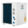 top rated air source SPA heat pump water heater 1