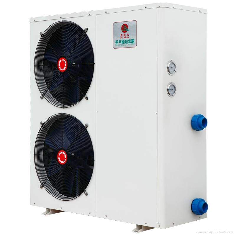 top rated air source SPA heat pump water heater 2