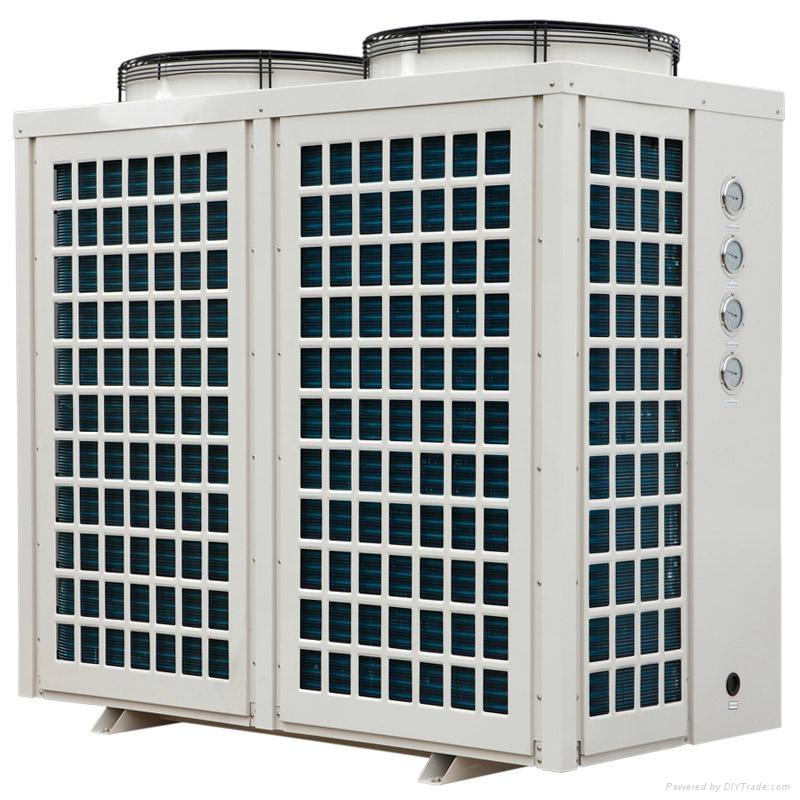 air source heat pump water heater 4