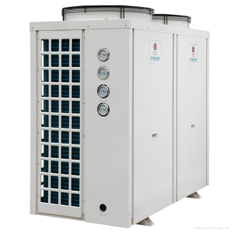 heat pump calorifier 1