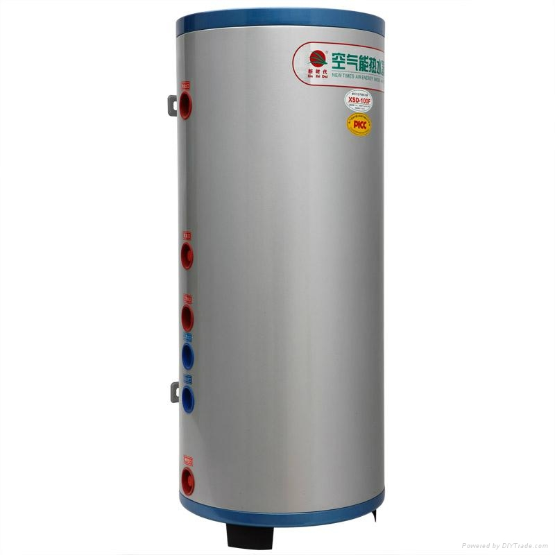heat pump calorifier 4