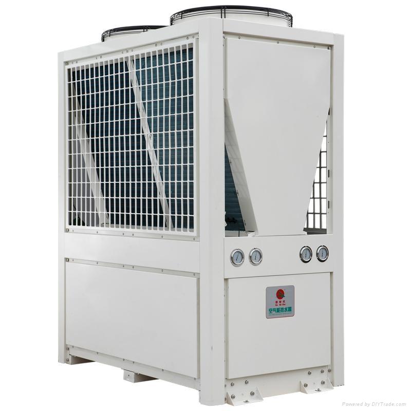 air cooled heat pump(KSF10-DRⅡ) 1