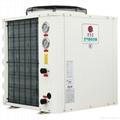 air cooled heat pump(KSF10-DRⅡ) 4