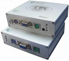KVM-200HD KVM延长器(防雷型)