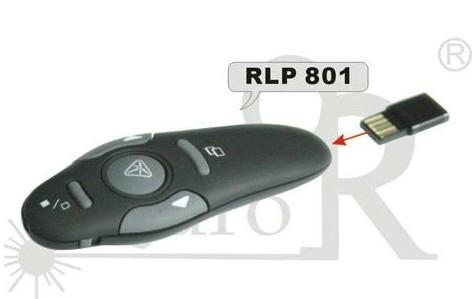 RLP801-Wireless multifunction Presenter   1