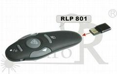 RLP801-Wireless multifunction Presenter