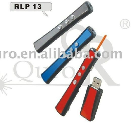 RLP13-Power point wireless presentation laser pointer 1