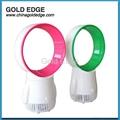 latest modern mini cooler fan 5 inch fan,gift usb bladeless fan 1
