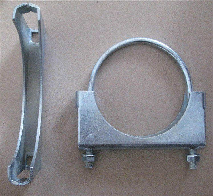 Stainless steel u bolt muffler clamps xinghao