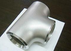 carbon steel,alloy steel,stainless steel pipe fittings tee--equal,reducing