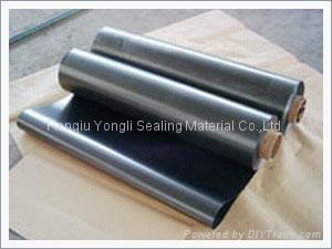 Flexible graphite sheet 2