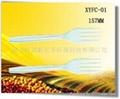 一次性玉米淀粉可降解环保6寸叉
