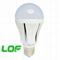 E27 led bulb 10W 810lm