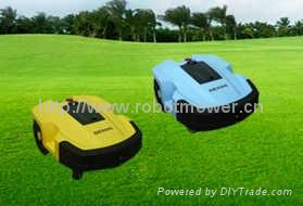 FRIENDLY ROBOTIC LAWN MOWER DENNA L600 2