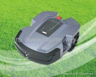 INTELLIGENT LAWN MOWER WITH 24V16AH LITHIUM BATTERY DENNA  L600P 1