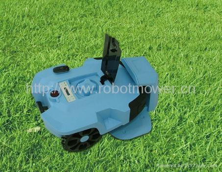 INTELLIGENT LAWN MOWER /AUTONOMOUS LAWN MOWER/ROBOT LAWN MOWER  DENNA  L600P 1