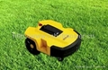 ROBOTICLAWN MOWER WITH REMOTE CONTROL