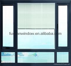 铝合金门窗-平开窗