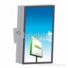 46 inches wall mount outdoor waterproof lcd advertising monitor