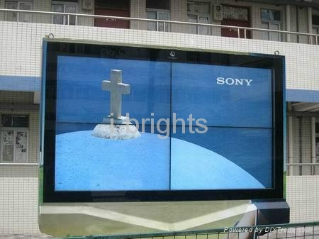 46 Inches 2x2 Outdoor Lcd Video Wall Screen Yt4600l 2x2