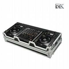DJ flight Cases for 10inch Mixer DJM900 and 2 CDJ2000