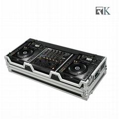 DJ flight Cases for 10inch Mixer DJM900 and 2 CDJ2000