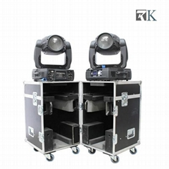 Moving Head Flight Cases/Lighting Cases for 2 Lights
