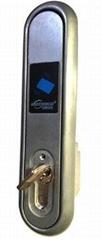 联网型读卡机柜锁