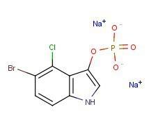 5 - Bromo - 4 - chloro - 3 - indolyl phosphate disodium salt (BCIP - 2 na)