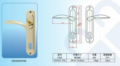 AMIGO Hardware Mortise locks
