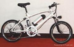 锂电自行车-20寸