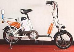 锂电自行车-锂程王