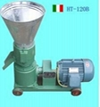 Diesel-electric Dual-use chicken feed making machine HT-120A