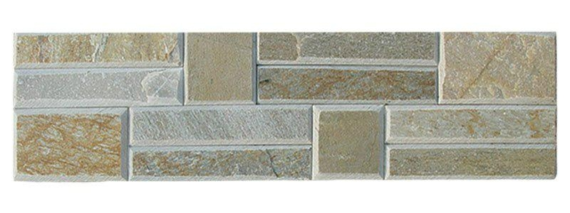 exterior wall tile yellow culture stone 3