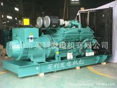 1000KW柴油发电机组 康明斯