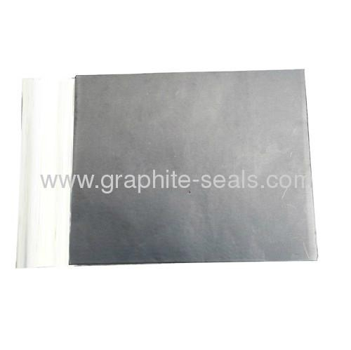Flat Reinforced Graphite Sheet for sealing