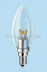LED Light_LED Bulb_LED Candle Bulb