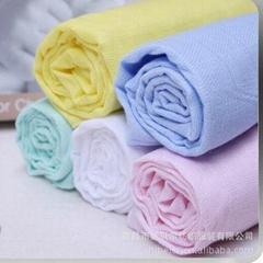 嬰儿全棉紗布彩色尿布
