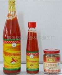 番茄酱玻璃瓶感应封口膜