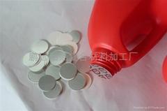 塑料瓶 感应垫片封口膜