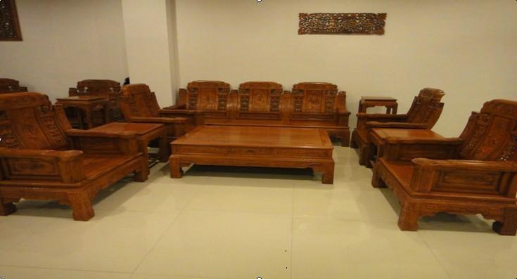 红木沙发非洲花梨木家具