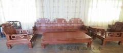 紅木傢具 紅木電視櫃 紅木沙發