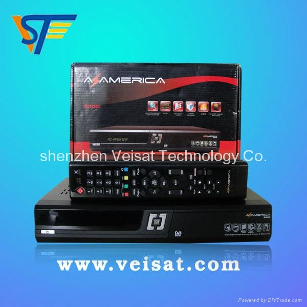 az america s900HD dvb tv receiver