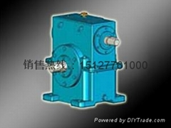 WS蜗轮蜗杆减速机