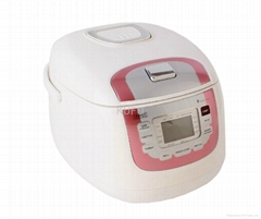 multifuntional rice cooker